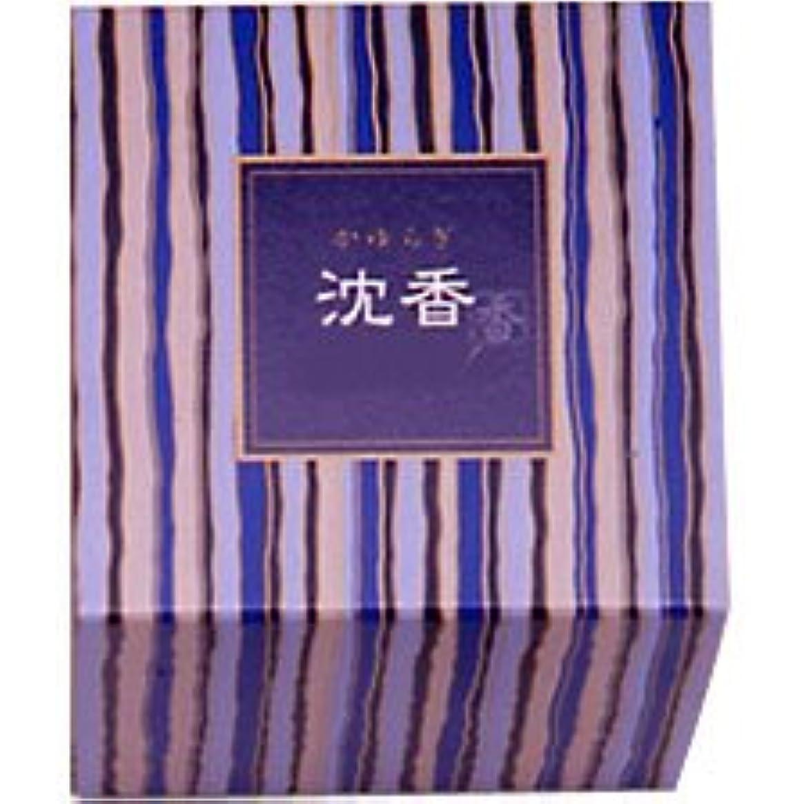 人差し指もう一度集計Nippon Kodo – Kayuragi – サンダルウッド円錐