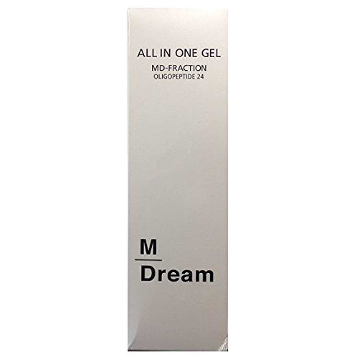 メディアアンソロジー定期的にエムスリー MDオールインワンジェル M Dream