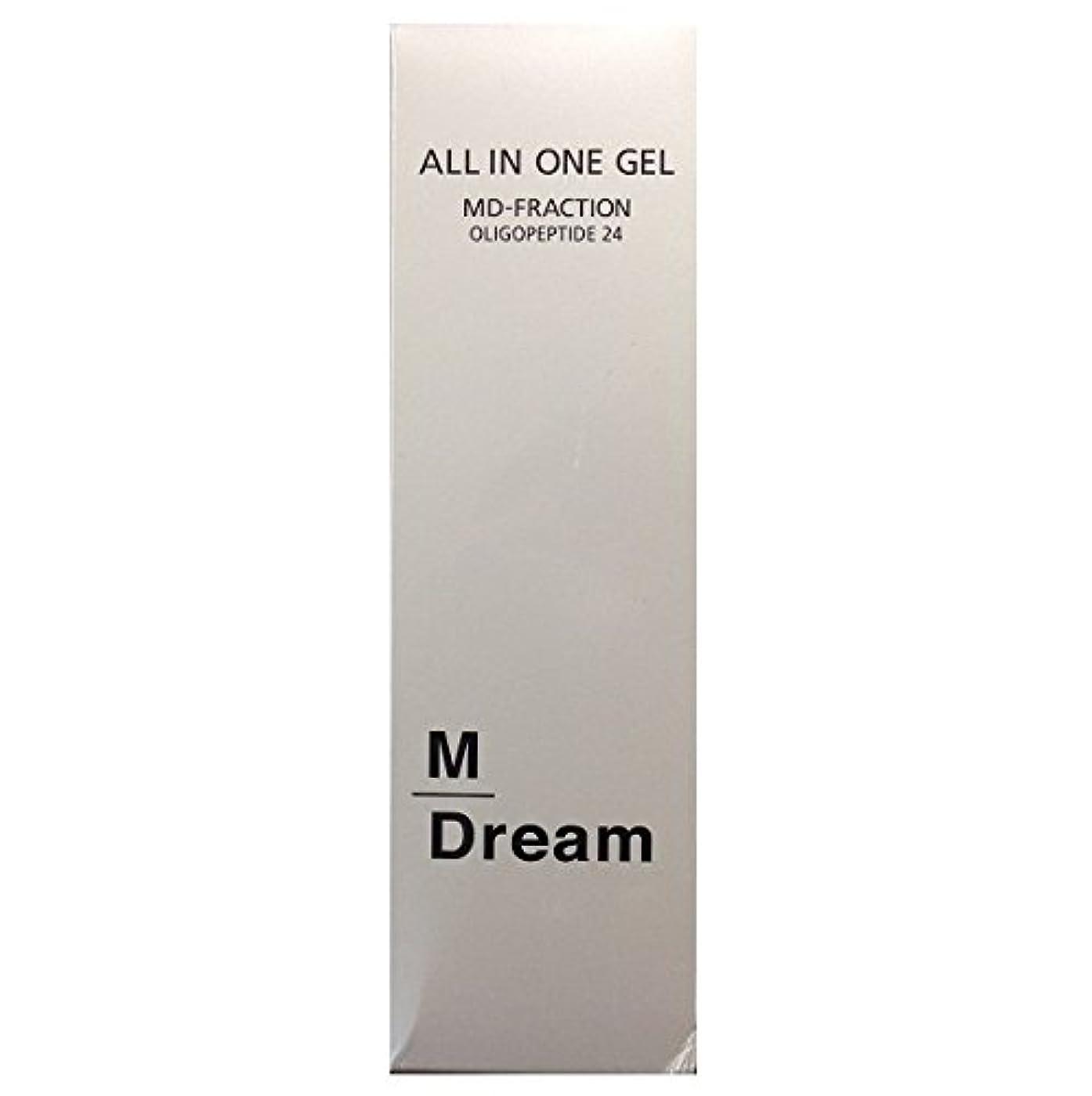 鯨シンポジウムコーチエムスリー MDオールインワンジェル M Dream