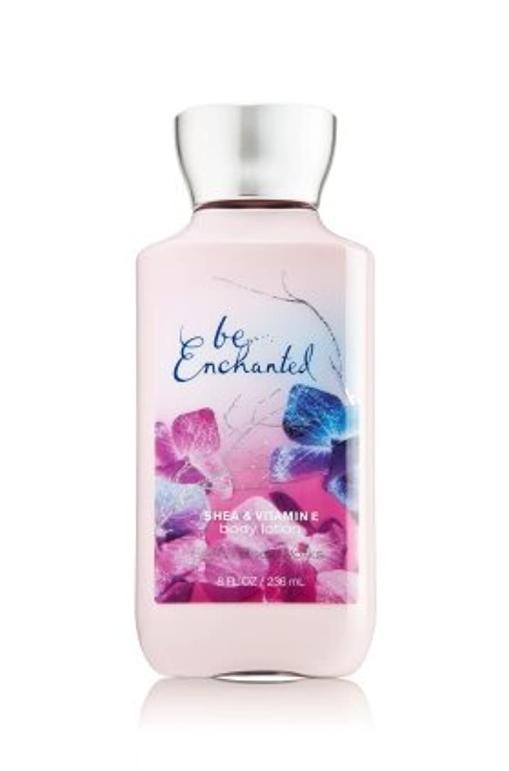 マウスピース反抗信頼性のある【Bath&Body Works/バス&ボディワークス】 ボディローション ビーエンチャンテッド Body Lotion Be Enchanted 8 fl oz / 236 mL [並行輸入品]