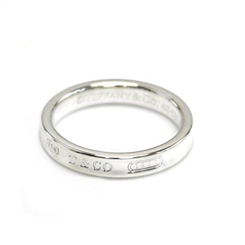 [ティファニー] TIFFANY スターリングシルバー 1837 ナローベーシック リング 指輪 【並行輸入品】 22993763 日本サイズ10号 (USサイズ5.5号)