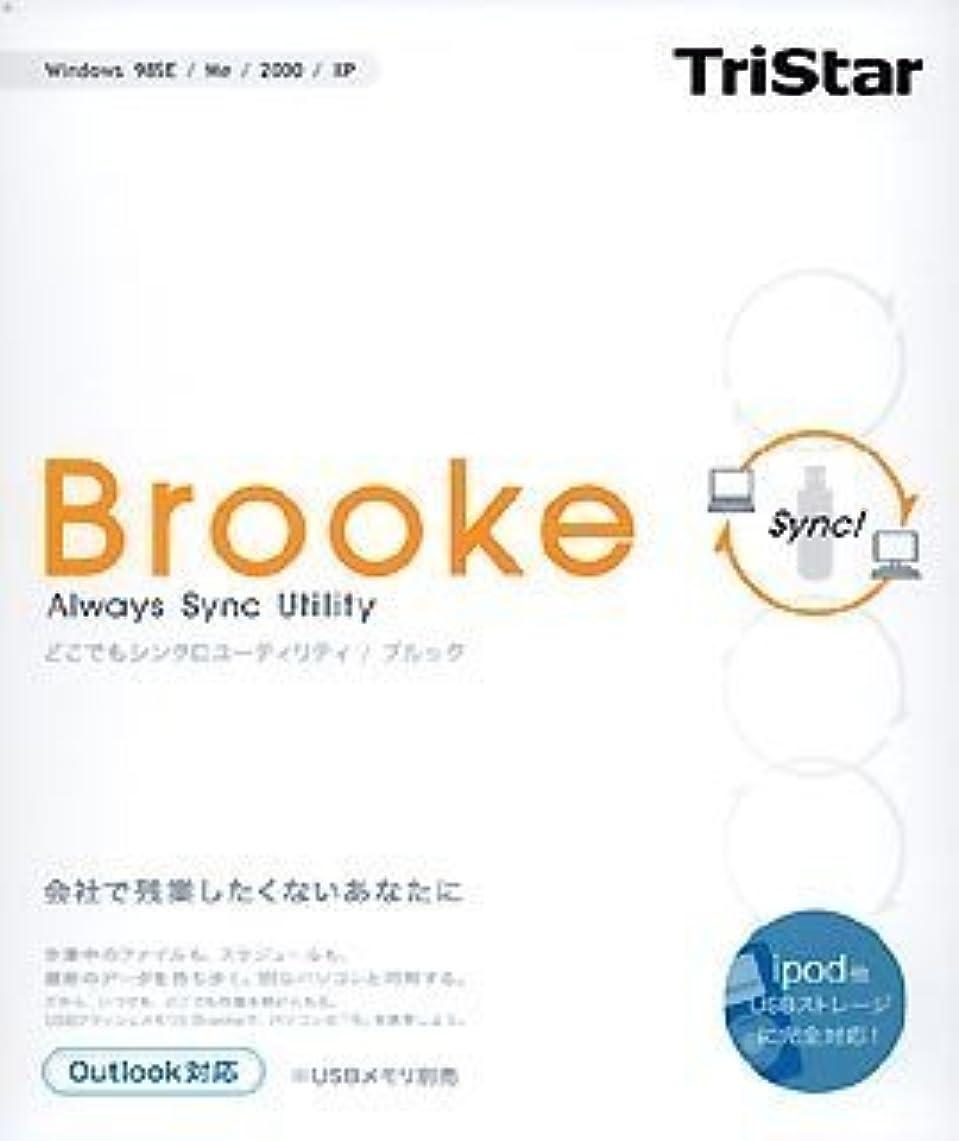 議題かすかな今日Brooke