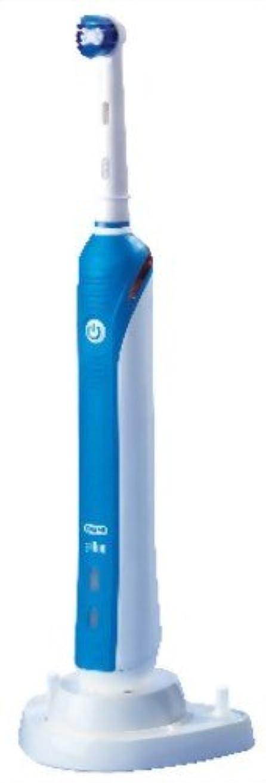 排他的オーバーフロー無駄ブラウン オーラルB 電動歯ブラシ スリム&ベーシックモデル D205142N
