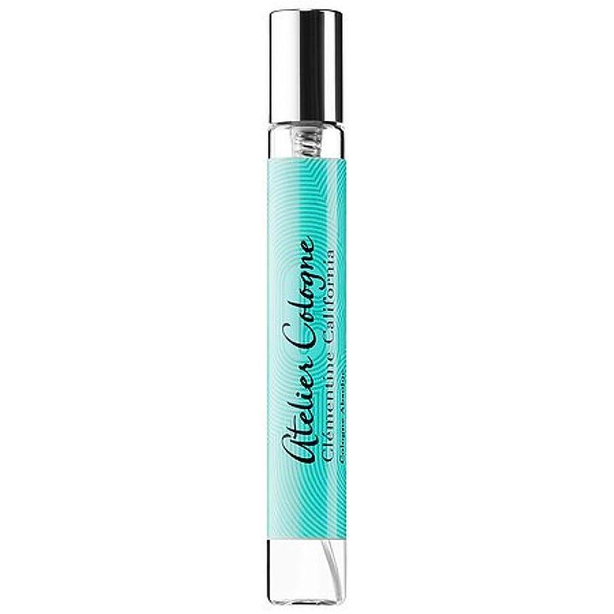 変換使用法タイトAtelier Cologne Crementine California (アトリエ コロン クレメンタイン カリフォルニア) 0.25 oz (7.5ml) Cologne Absolue Travel Spray