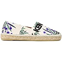 KENZO Luxury Fashion Womens FA52ES170F7203 Beige Espadrilles |