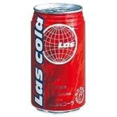 富永貿易 神戸居留地 Lasコーラ350ml缶×24本入×(2ケース)