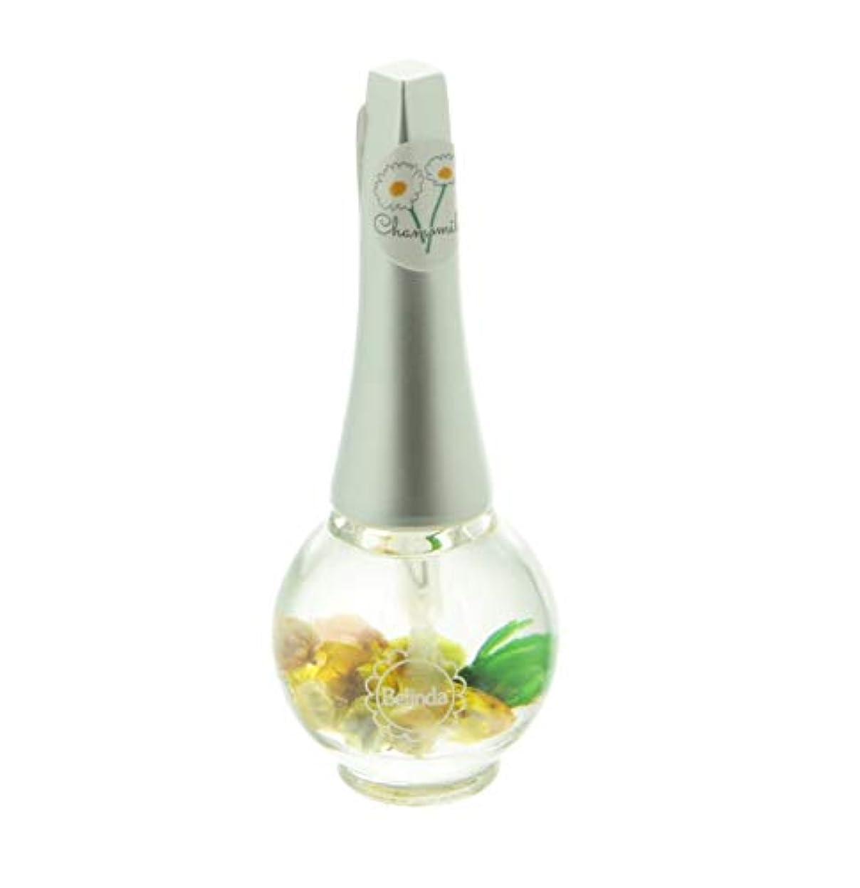 つま先することになっている口述するBelinda Cuticle Oil 気分を落ち着かせてくれるカモミールの香り