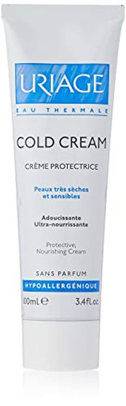 ピストン有名なUriage Cold Cream Protective Cream 100ml [並行輸入品]