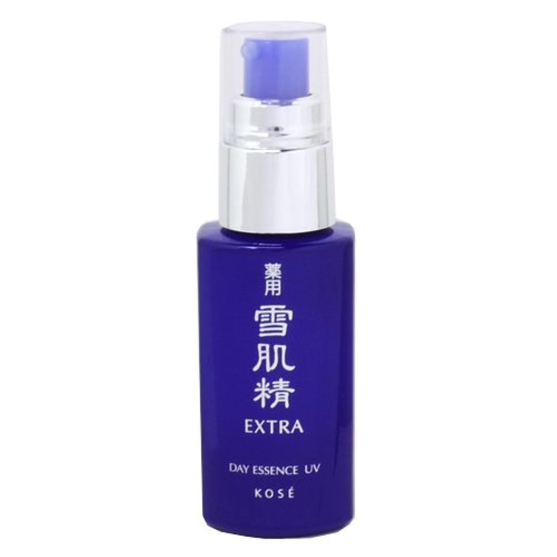 投資する警官乳剤コーセー 雪肌精 エクストラ デイエッセンス UV SPF24 PA+ 40mL