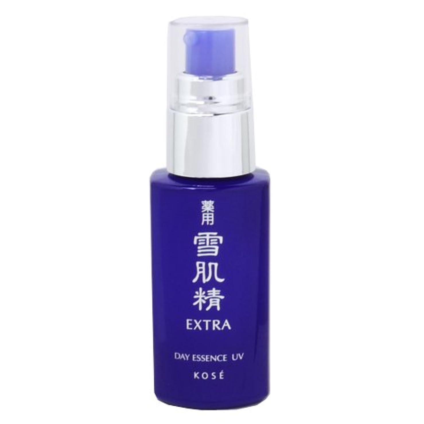 安全性ペンス男コーセー 雪肌精 エクストラ デイエッセンス UV SPF24 PA+ 40mL