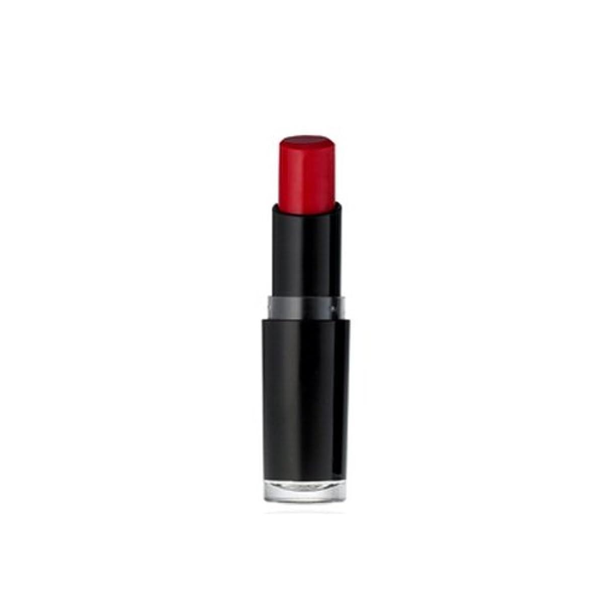 オリエンタル作動する不実WET N WILD Mega Last Matte Lip Cover - Stoplight Red (並行輸入品)