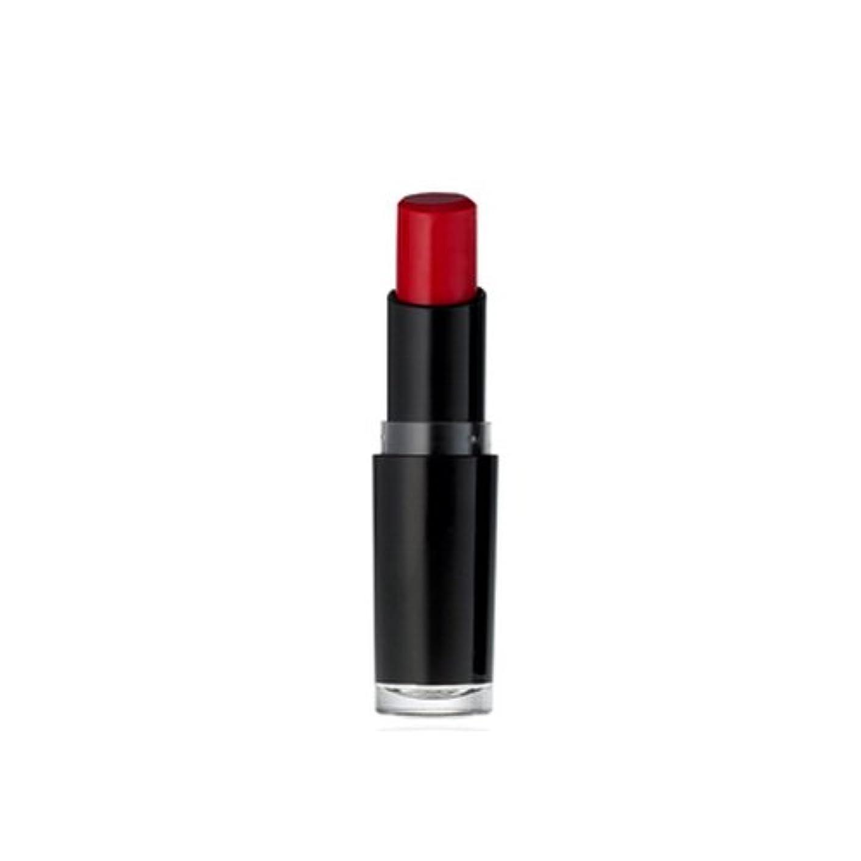 が欲しい所得けん引WET N WILD Mega Last Matte Lip Cover - Stoplight Red (並行輸入品)
