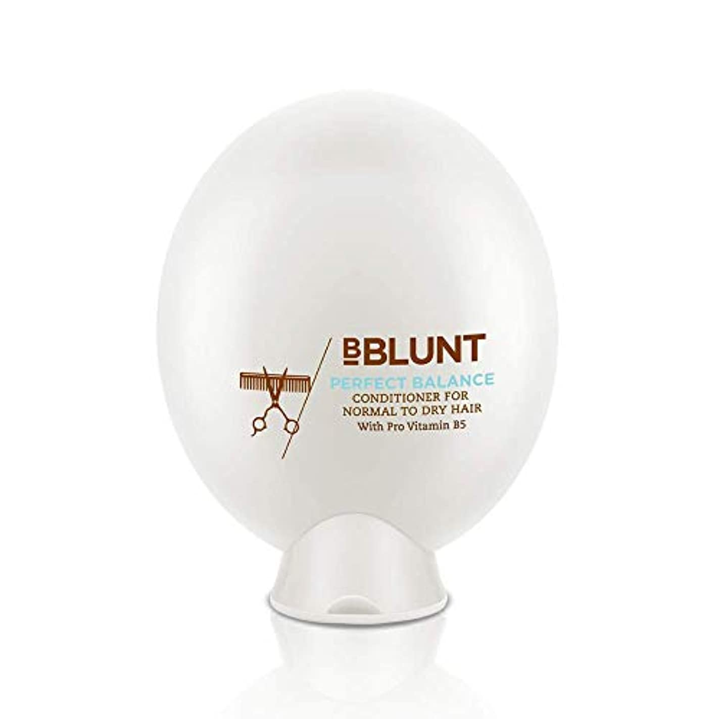 チャンピオンシップキャプチャーいつもBBLUNT Perfect Balance Conditioner for Normal To Dry Hair, 200g (Provitamin B5)