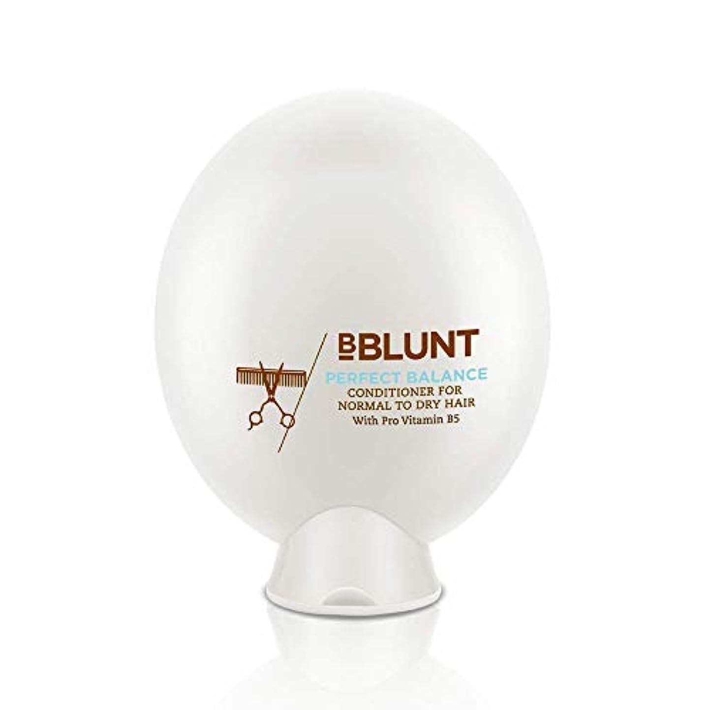 エンティティミシン目作曲するBBLUNT Perfect Balance Conditioner for Normal To Dry Hair, 200g (Provitamin B5)
