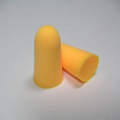 MOLDEX 使い捨て耳栓 コード無し 6600 Softies 5ペア エコパック ケース付