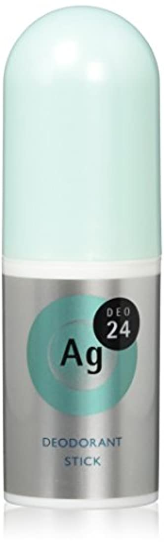 群がるキャンドルドループエージーデオ24 デオドラントスティックEX ベビーパウダーの香り 20g (医薬部外品)