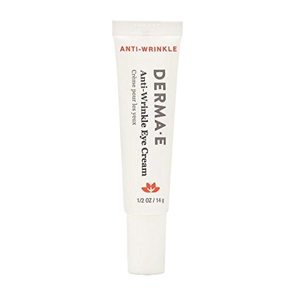 複合間違えた温室Derma E Beauty - Anti-Wrinkle Eye Cream - 0.5oz / 14g