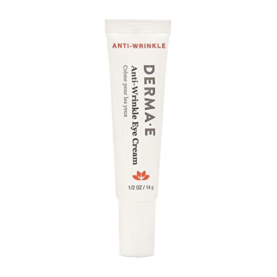 ビデオ割り当てますとても多くのDerma E Beauty - Anti-Wrinkle Eye Cream - 0.5oz / 14g