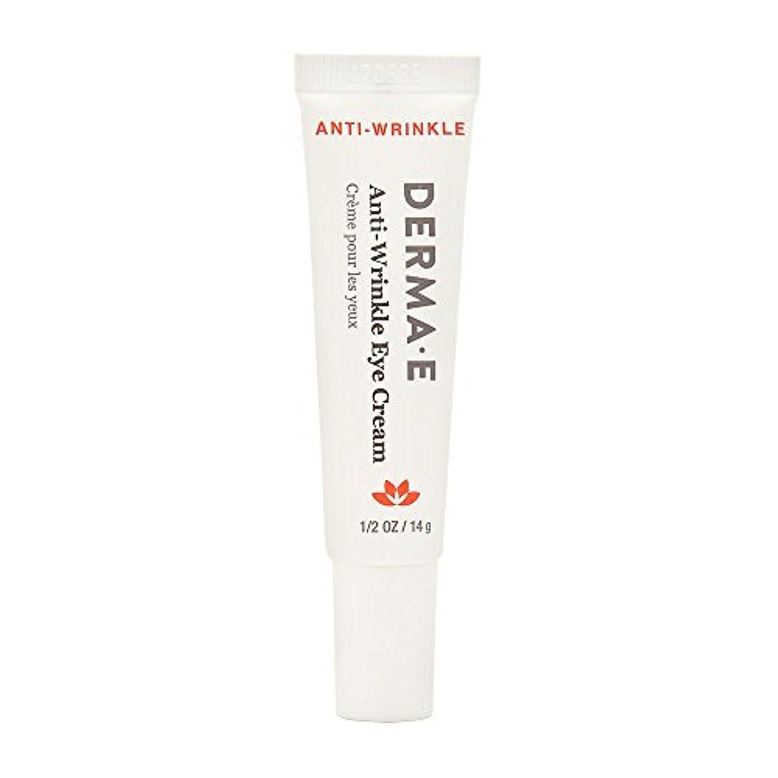 合金傑出したお勧めDerma E Beauty - Anti-Wrinkle Eye Cream - 0.5oz / 14g