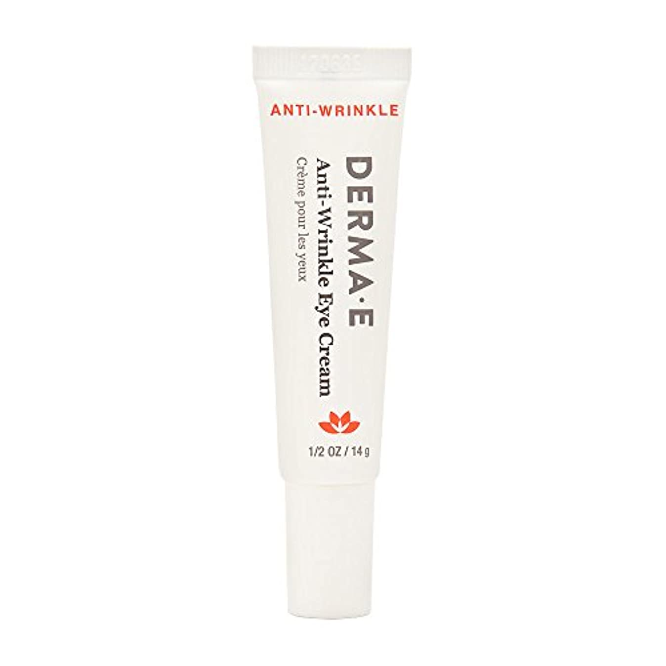 条件付き翻訳債権者Derma E Beauty - Anti-Wrinkle Eye Cream - 0.5oz / 14g