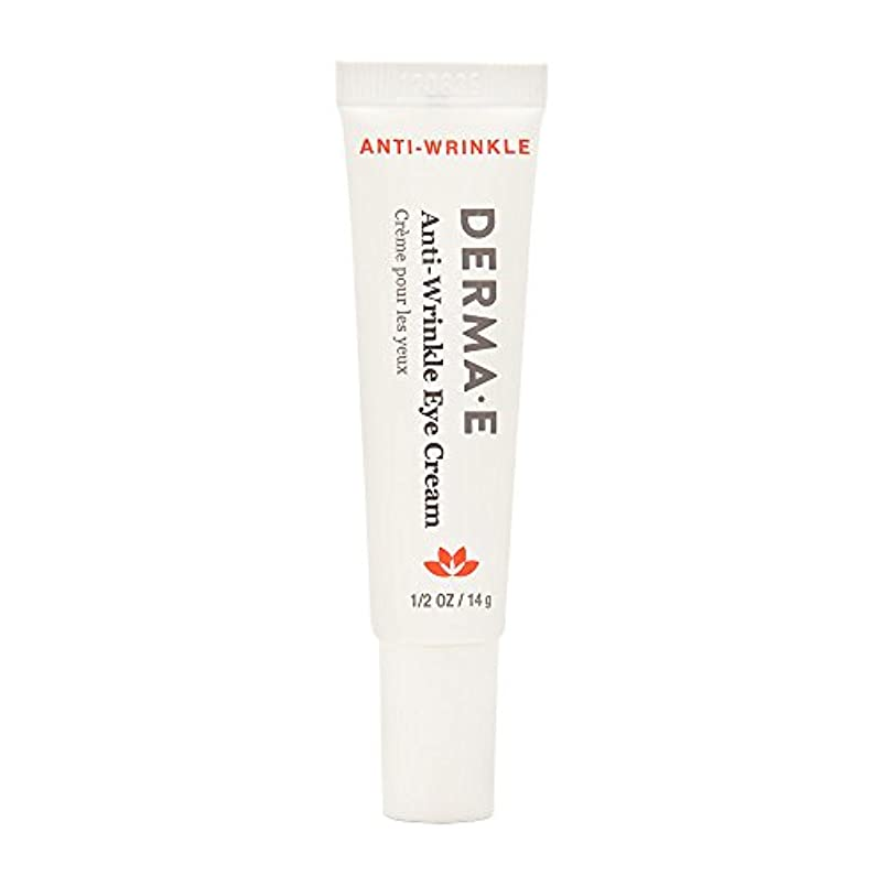 ボイラー豚肉遅滞Derma E Beauty - Anti-Wrinkle Eye Cream - 0.5oz / 14g