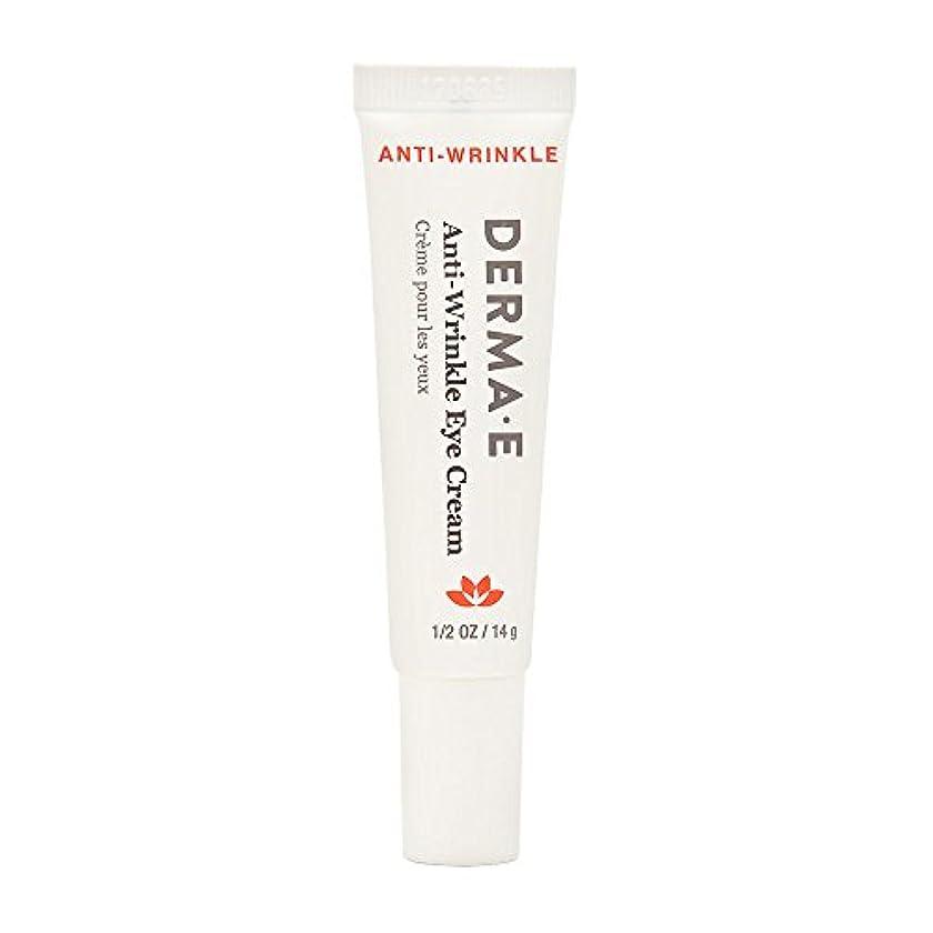 医療の取得ライフルDerma E Beauty - Anti-Wrinkle Eye Cream - 0.5oz / 14g