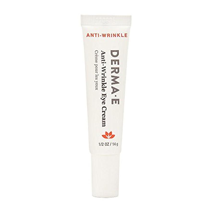 ずるい閉じるラショナルDerma E Beauty - Anti-Wrinkle Eye Cream - 0.5oz / 14g