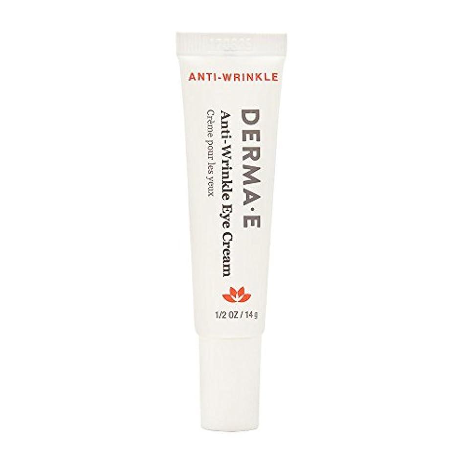 観点アシスタント亡命Derma E Beauty - Anti-Wrinkle Eye Cream - 0.5oz / 14g