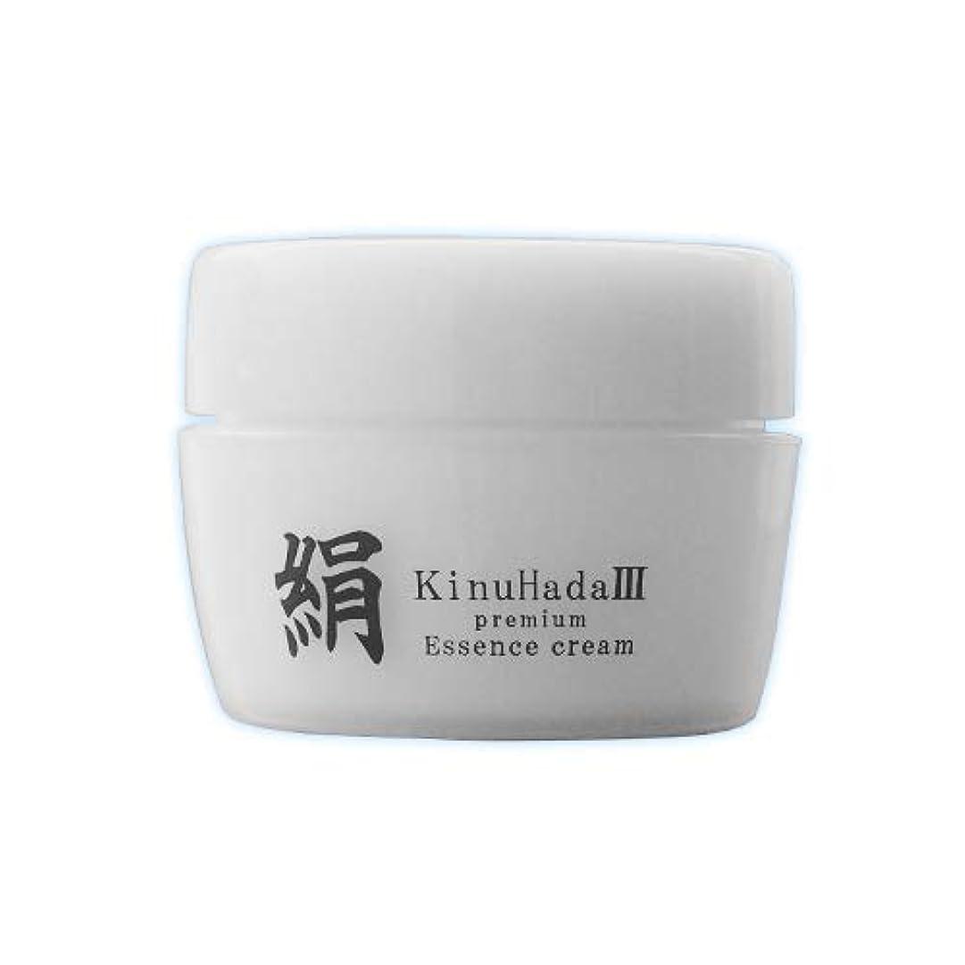 目立つベアリングショッピングセンターKinuHada 3 premium 60g オールインワン 美容液 絹