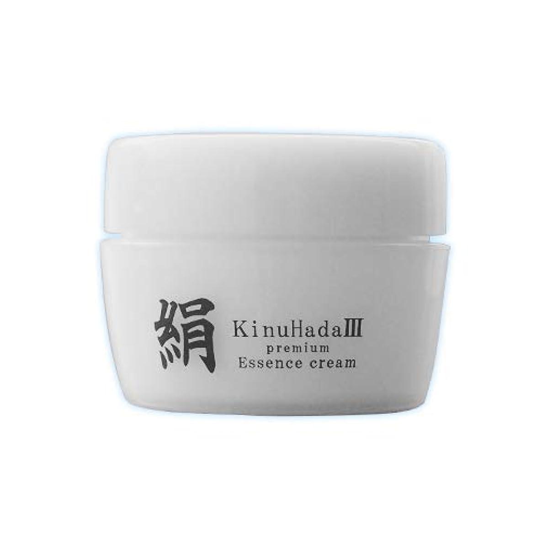 KinuHada 3 premium 60g オールインワン 美容液 絹