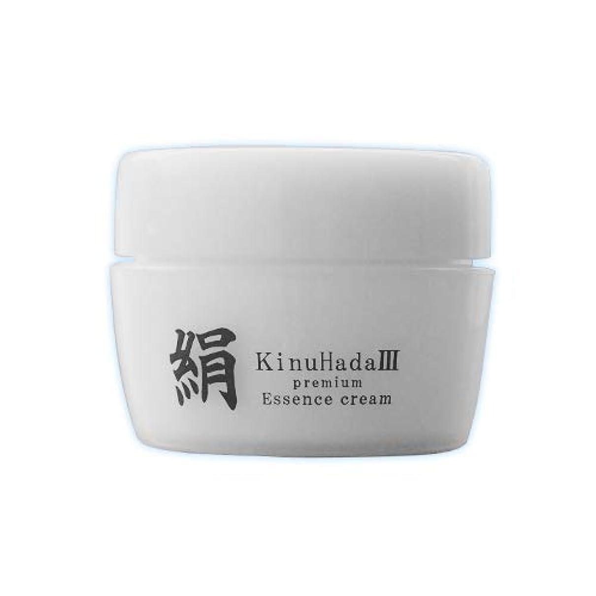 導体アラスカしなやかなKinuHada 3 premium 60g オールインワン 美容液 絹
