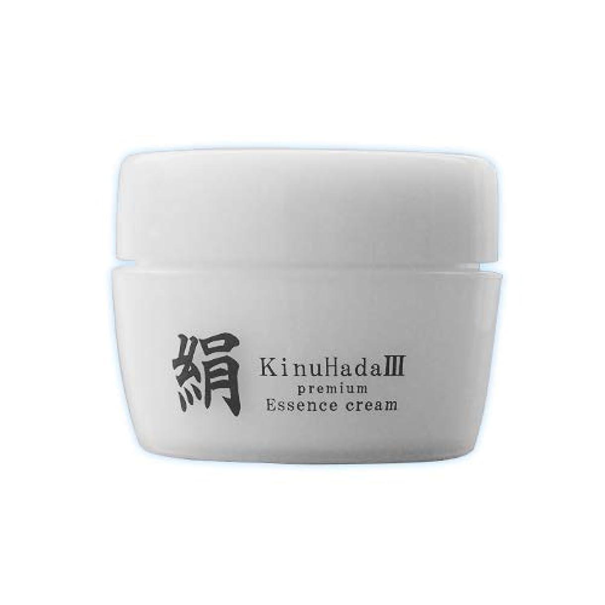 生命体緊張医薬KinuHada 3 premium 60g オールインワン 美容液 絹