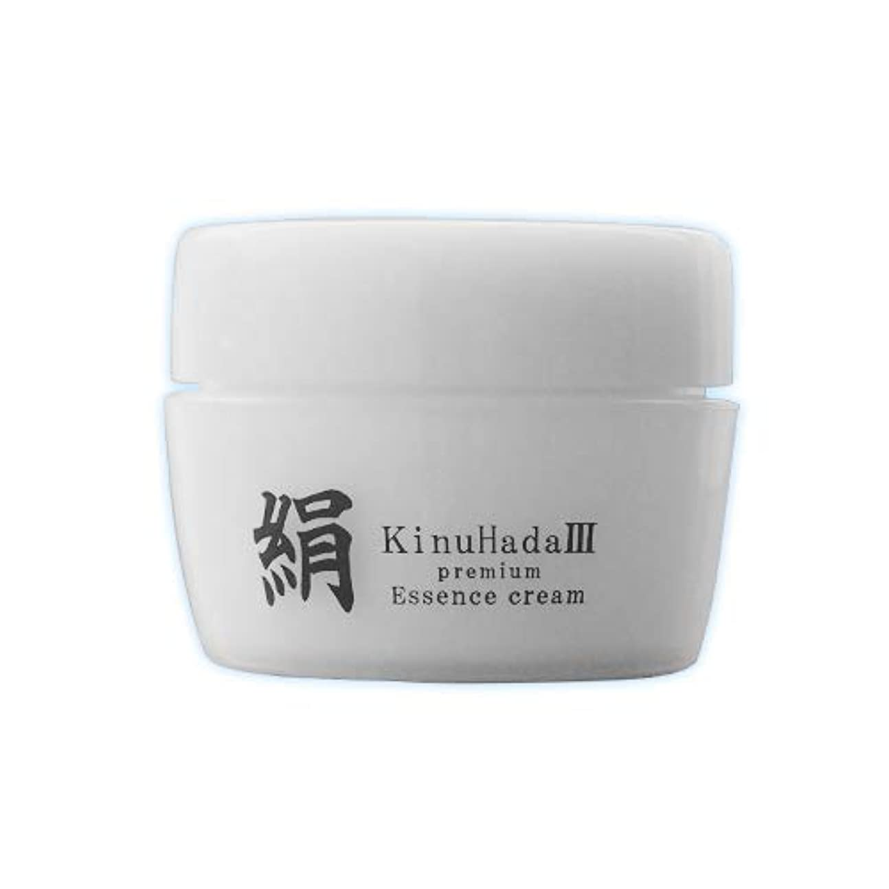 色ファンタジー鰐KinuHada 3 premium 60g オールインワン 美容液 絹