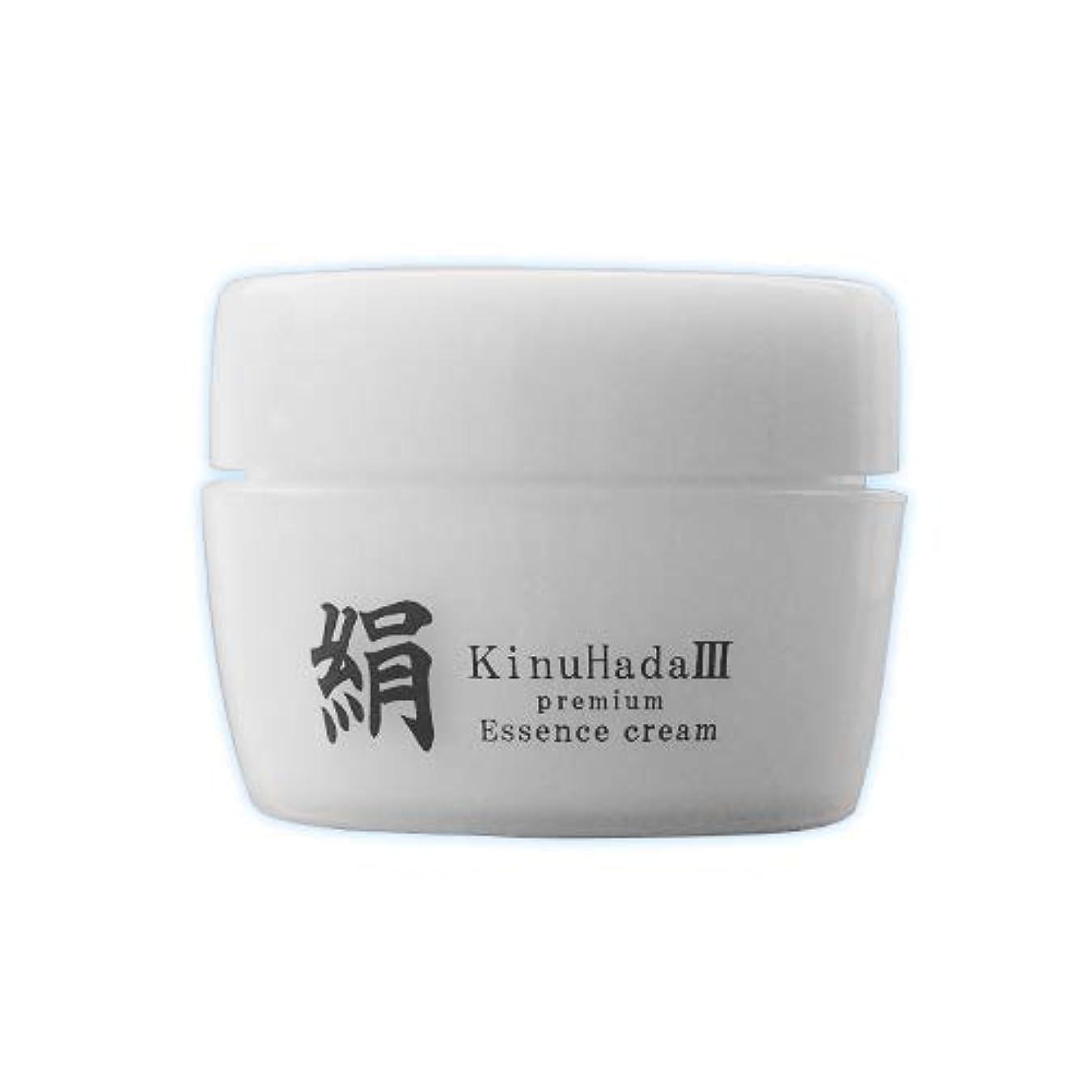トロイの木馬九時四十五分削除するKinuHada 3 premium 60g オールインワン 美容液 絹