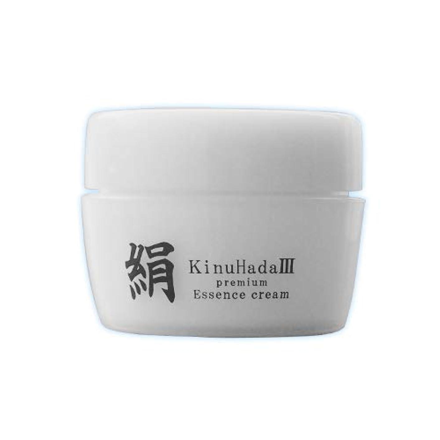 投資騒ぎ特徴KinuHada 3 premium 60g オールインワン 美容液 絹