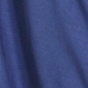 Sweet Mommy Vネック とろみシルエットワンピ スリットスリーブ プチマキシ ブラウジング ウエストゴム調節 リボン取り外し可 ポケット付き 春 夏 ママワンピ 授乳服 マタニティ 産前産後/M/ブルー
