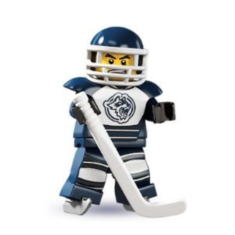 レゴ ミニフィグ【シリーズ4】 アイスホッケー選手