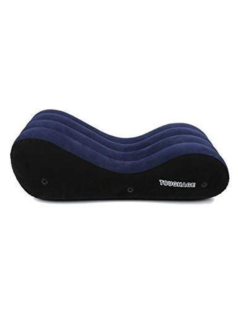 年次強化誇張するKGJJHYBGTOY 膨脹可能な多機能のソファー、カップルの位置のための携帯用魔法のクッションボディ枕膨脹可能な家具のラウンジャー RELAX MASSAGE BODY