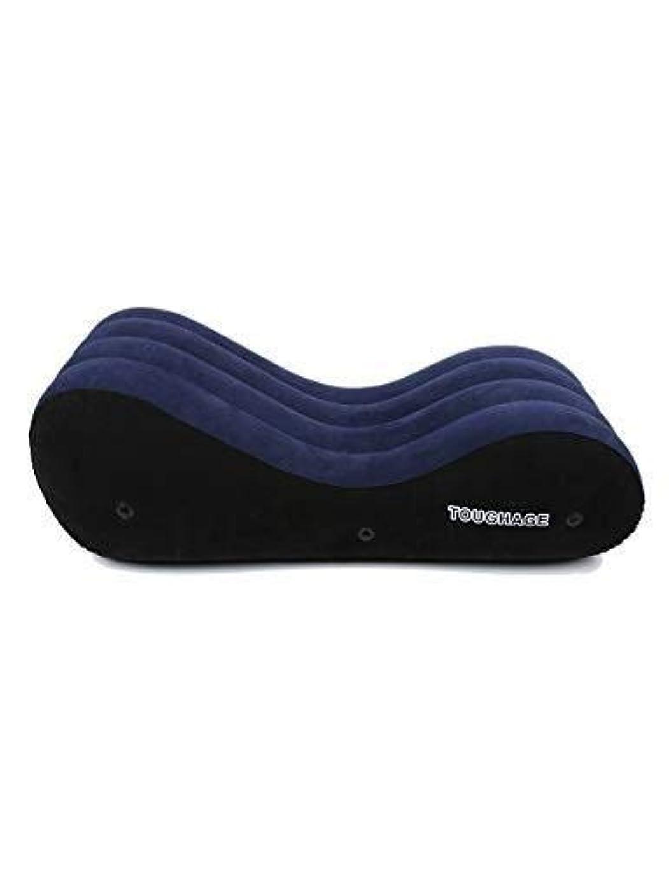 六分儀練る必要とするKGJJHYBGTOY 膨脹可能な多機能のソファー、カップルの位置のための携帯用魔法のクッションボディ枕膨脹可能な家具のラウンジャー RELAX MASSAGE BODY