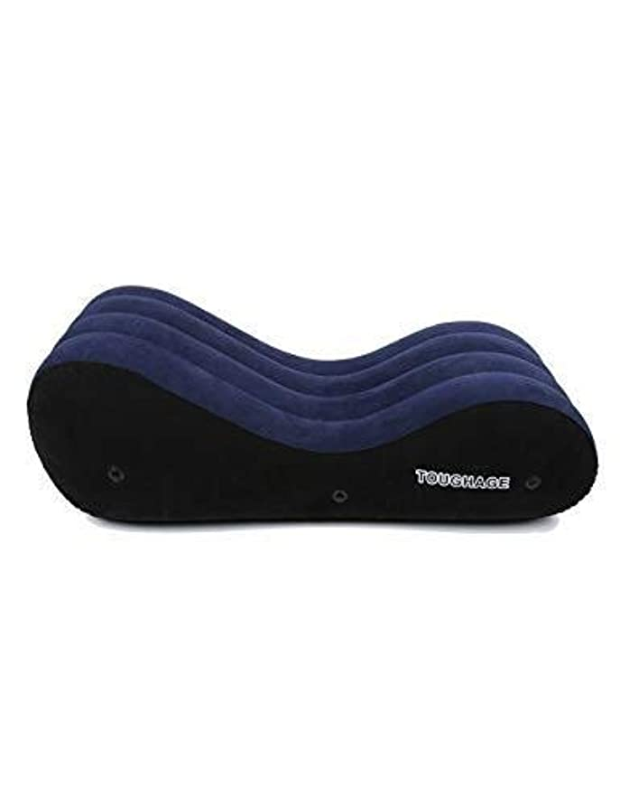 輸血スナップ含めるKGJJHYBGTOY 膨脹可能な多機能のソファー、カップルの位置のための携帯用魔法のクッションボディ枕膨脹可能な家具のラウンジャー RELAX MASSAGE BODY