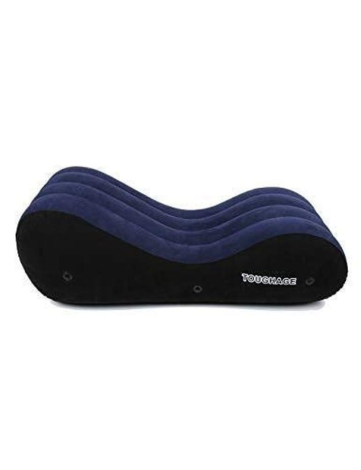 場合効率的消えるKGJJHYBGTOY 膨脹可能な多機能のソファー、カップルの位置のための携帯用魔法のクッションボディ枕膨脹可能な家具のラウンジャー RELAX MASSAGE BODY
