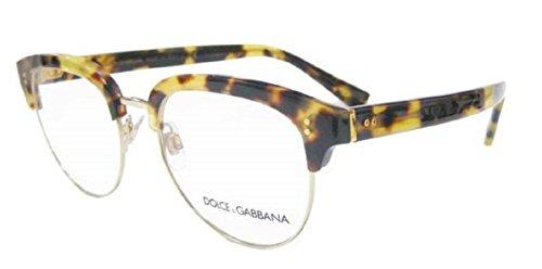 DOLCE&GABBANA ドルチェ&ガッパーナ ドルガバ クラシック メガネ ブローフレーム DG3270-512-5...
