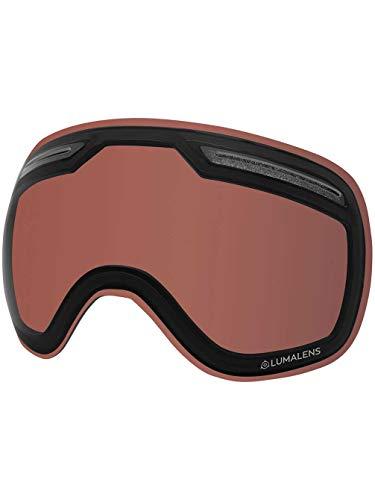 (X1 / Polarized Luma 22% VLT) - Dragon Unisex X1 Replacement Goggle Lens