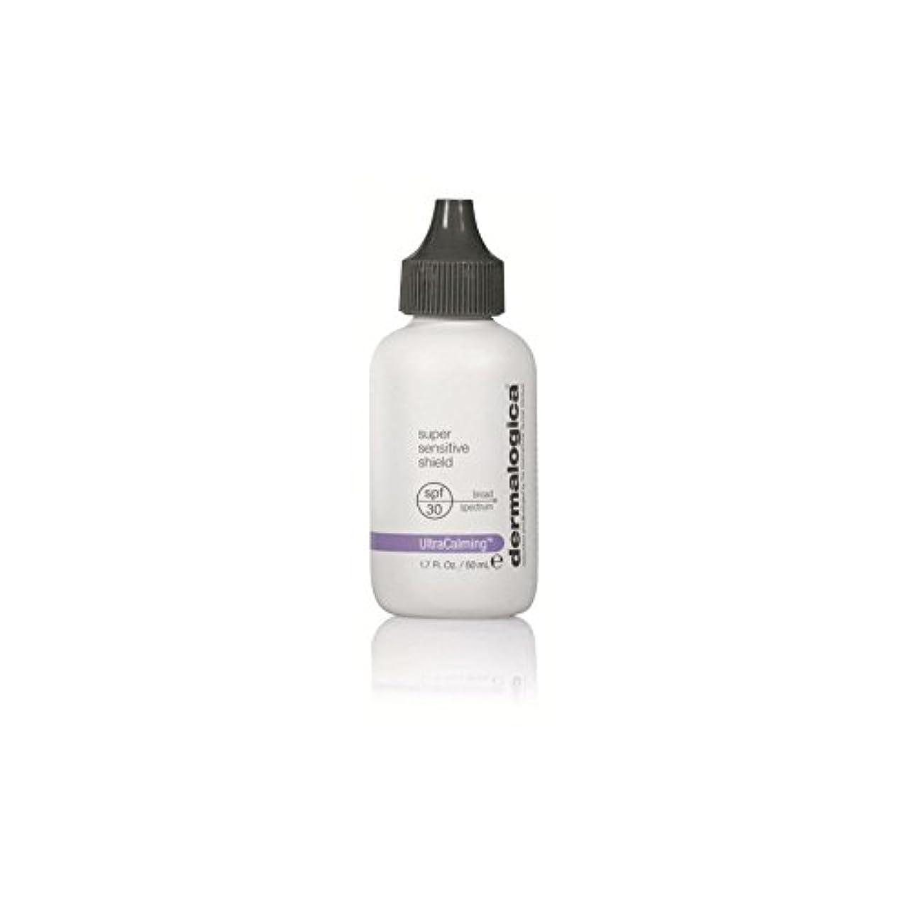 乳製品決定支給Dermalogica Super Sensitive Shield Spf30 50ml - ダーマロジカスーパーセンシティブシールド30の50ミリリットル [並行輸入品]