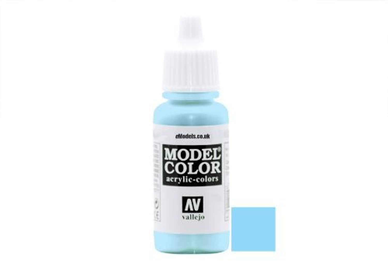 Vallejo Sky Blue Paint, 17ml [並行輸入品]