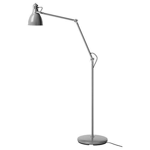 RoomClip商品情報 - ★AROD / フロア/読書ランプ / グレー[イケア]IKEA(60148697)