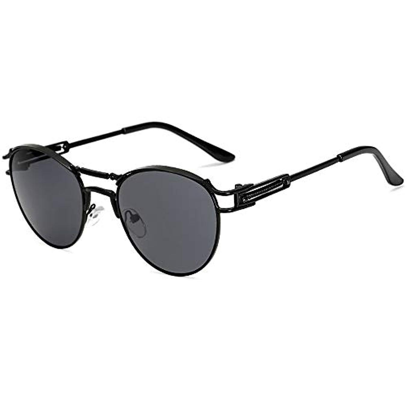 決定的固執甘美なスポーツサングラス、エクストリームスポーツサングラス調節可能な鼻パッド、細い日焼け止め、屋外レクリエーション GU-36 (Black)