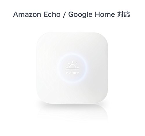 スマートリモコン Nature Remo mini【Amazon Echo/Google Home対応】