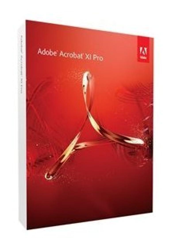 データ貫通踏み台Adobe Acrobat XI Pro Win版 日本語版 パッケージ版 新品未使用