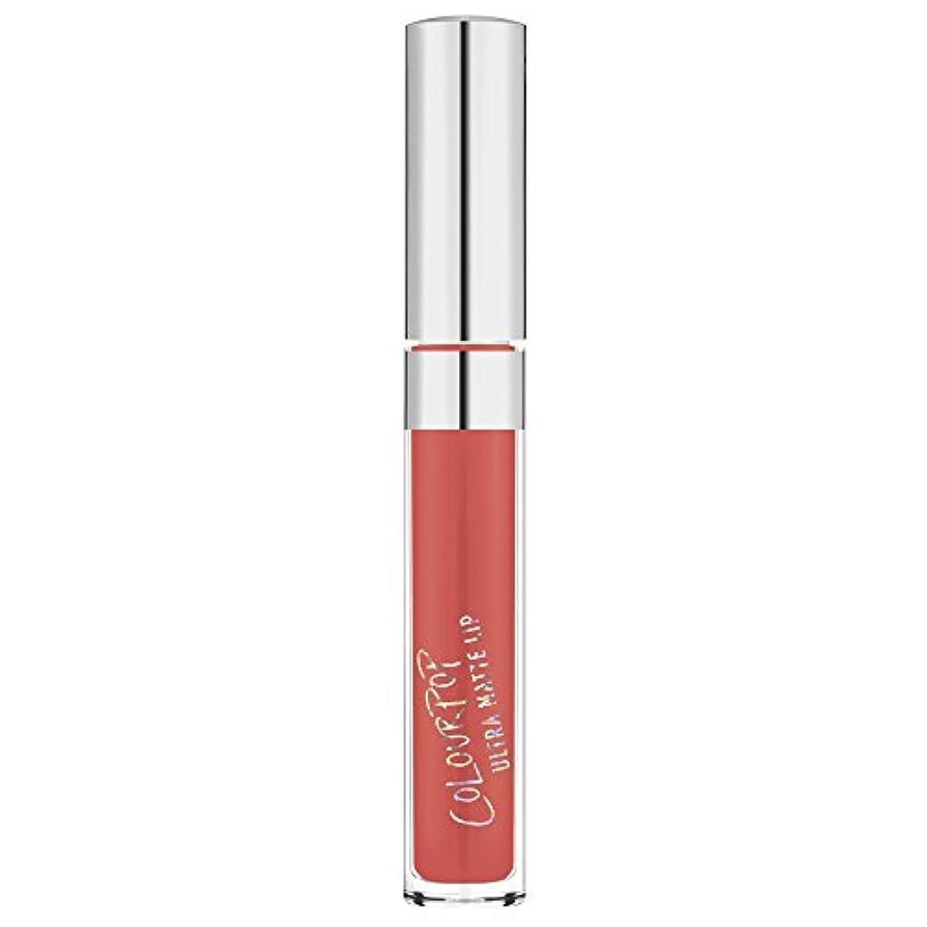 寛容熱望する世論調査COLOURPOP Ultra Matte Lip in BUMBLE Full Size 3.2g [Misc.]